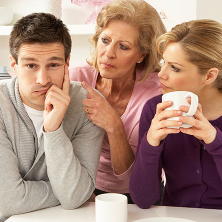 mother in law daughter in law saas bahu indian family relationship advice how to get rid if