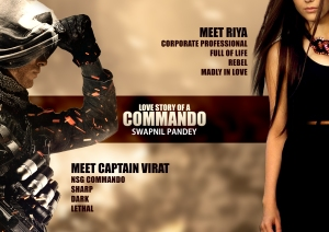 SOLDIERS GIRL LOVE STORY OF A COMMANDO SWAPNIL PANDEY MILITARY FICTION LOVE STORY SPECIAL FORCES ARMY GIRLFRIEND