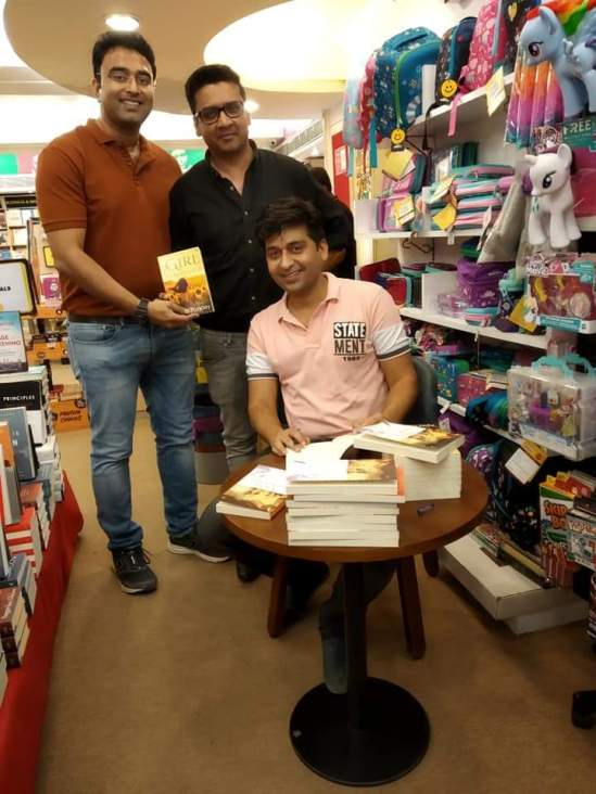 book review, author indis ajay kumar pandey love stories novel india writers an unexpected gifts book publisher best selling author interview how to reader event book launch book blogger romance genre fiction