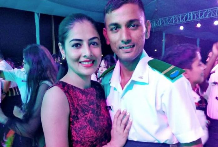 India ladies meet theme military wife girlfriend indian army love story marriage married army officer relationship awwa girlfriend life in army navy ota ball ima nda dehradun swapnil pandey