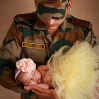 A Soldier's letter to an Army Brat