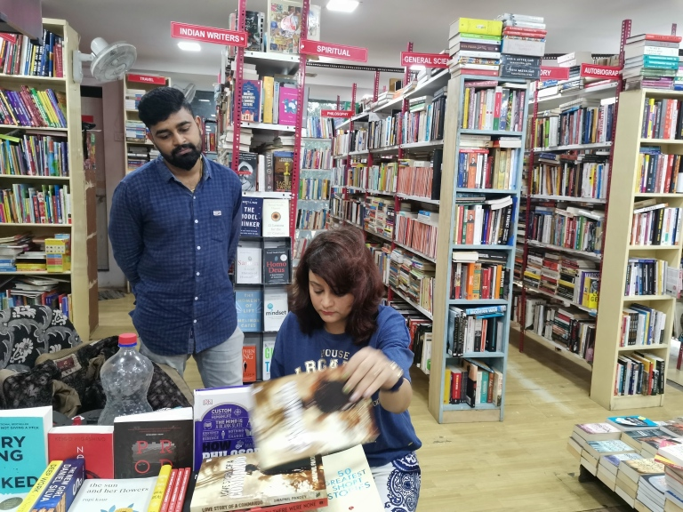 bookhive bangalore