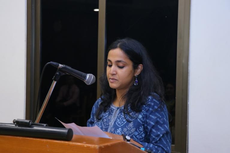 Mrs Madhulika Rawat AWWA president hd picture wife of Army CHief General rawat Manoj tiwari Mp  westland editor deepthi talwar