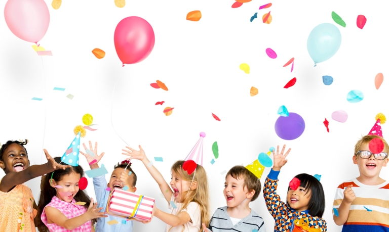 party places children kids birthday party ideas cake eating themed birthday party kids mom clown gifts decoration stress games fun parties parents dance music dress return gift indiacake blog post suggestion