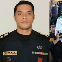 Remembering Lt Col E.K. Niranjan:Brave NSG Commando martyred in Pathankot Attack