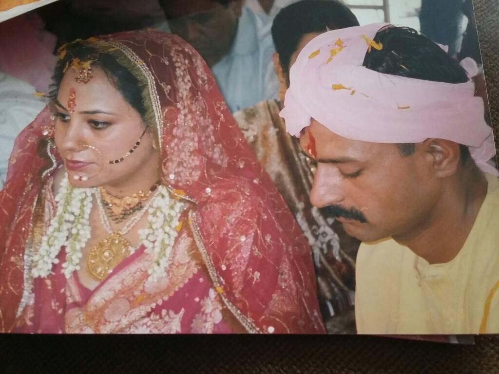 colonel Ashutosh Sharma Piush sharma brother Pallavi Sharma wife Handwara martyr sena medal bar kashmir indian army
