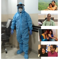 Hope,Fear,Longing and Duty What it means to be a Doctor during Covid-19 Pandemic