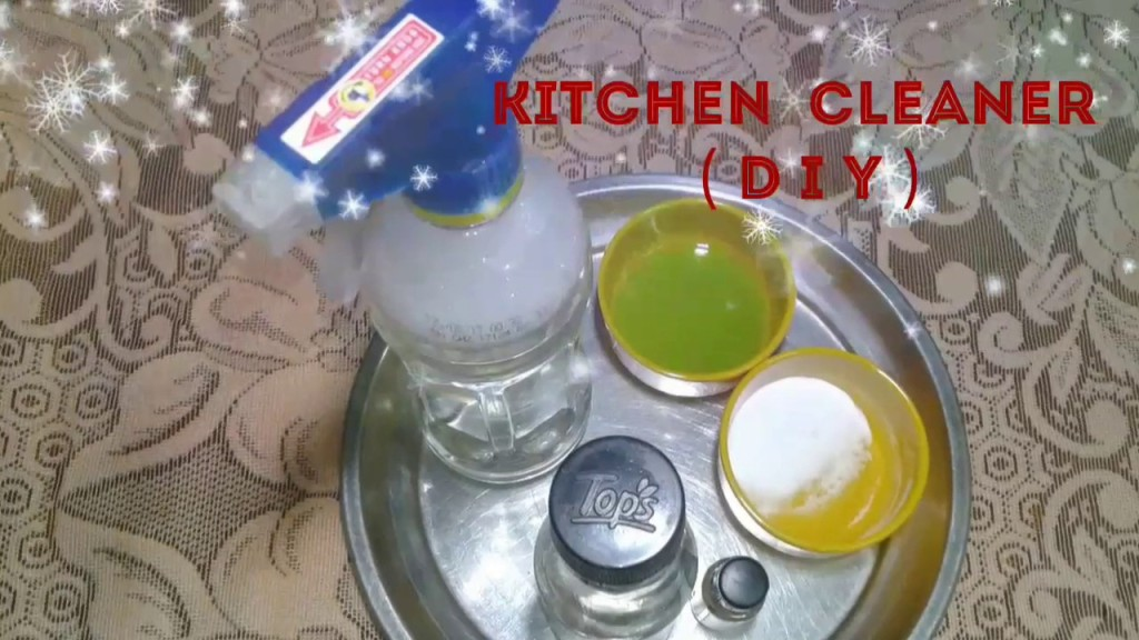 kitchen hacks, kitchen tips ginger garlic cooking woman Indian desi useful home made kitchen cleaner