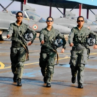 Breaking the glass ceiling: Serving Women Officers in Indian Air force