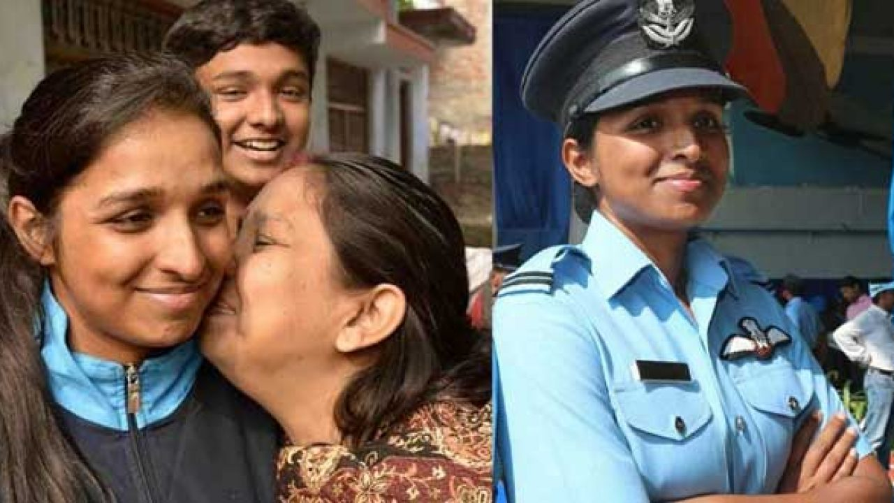 India airforce female fighter pilots woman officers feminism woman empowerment entry AFCAT Shivangi Singh
