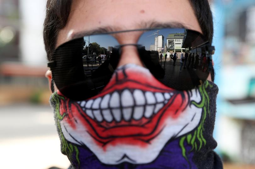 weird masks interesting masks during corona pandemic COVID 19 world india mask fashion people new design beautiful