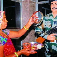 This Karwa Chauth ask a military wife